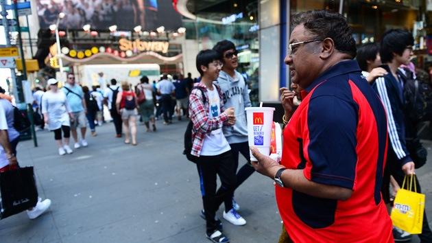 Multinacionales no apoyan iniciativa de prohibir bebidas azucaradas en Nueva York