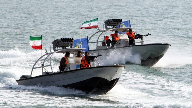 """Irán amenaza con bloquear el paso de """"toda gota de petróleo"""" por el estrecho de Ormuz"""