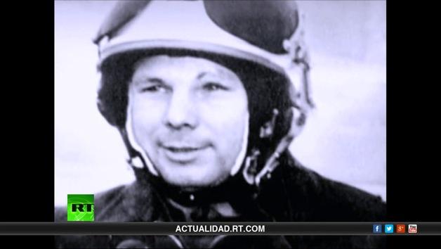 Los dos vuelos de Yuri Gagarin
