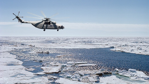 Rusia y China extraerán conjuntamente petróleo en el Ártico
