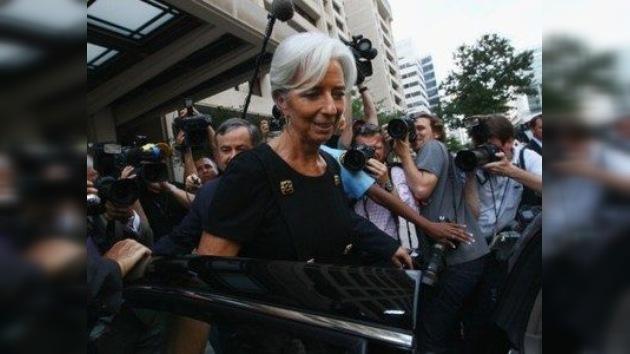Rusia da su voto a Christine Lagarde
