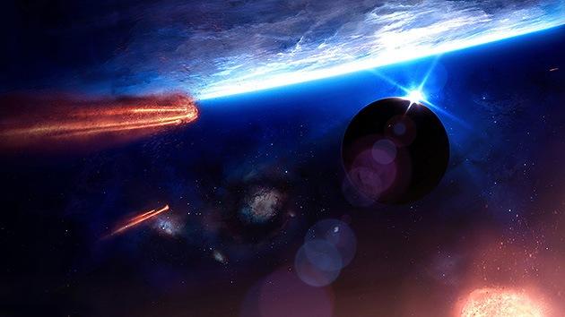 Asteroides dirigidos con una fuerza extraña amenazan a la Tierra