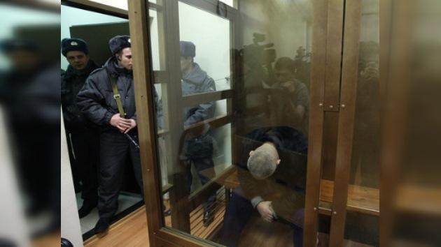Una corte de Moscú aprueba la detención de un policía, presunto violador