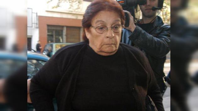 Maradona no llega a tiempo para dar el último adiós a su madre