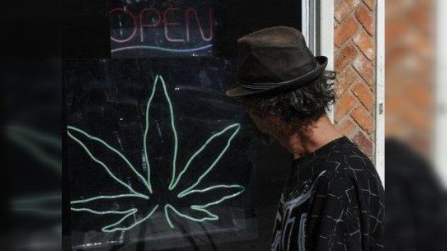 La mitad de los estadounidenses apoya la legalización de la marihuana