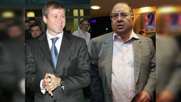 Dos millonarios rusos, entre las tres personas más ricas del Reino Unido