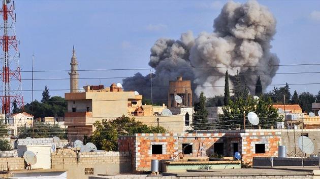 Turquía evacúa a habitantes de pueblos fronterizos con Siria