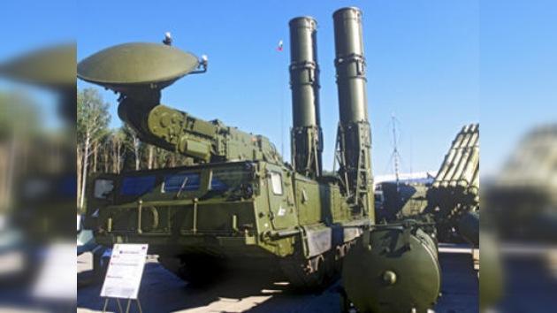 Congelado el contrato de suministro de S-300 a Irán