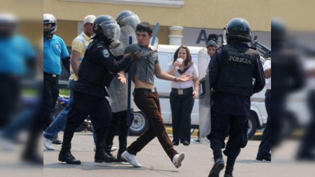 Criminalidad baja en Honduras porque 'los policías delinquen menos'