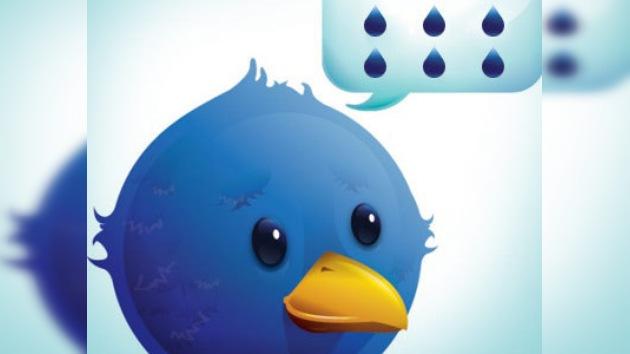 En plena sequía la palabra 'lluvia' en ruso es la más popular de Twitter