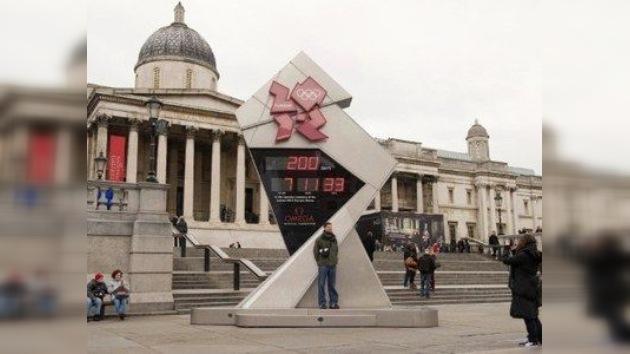 La imagen de los JJ.OO. de Londres, 'contaminada' por un patrocinador con química