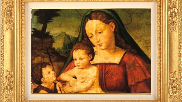 Encuentran un posible cuadro de Da Vinci