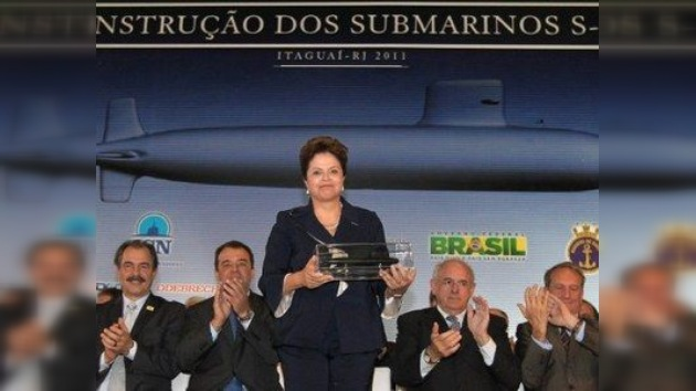 Brasil, a la conquista submarina