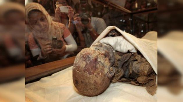 ¿Murió de cáncer la faraona Hatshepsut? El secreto está en el bote