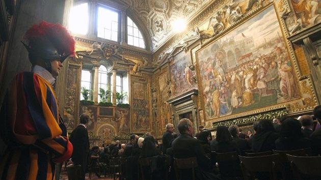 Tras el 'Vatileaks', la Santa Sede se suma al 'Gran Hermano'