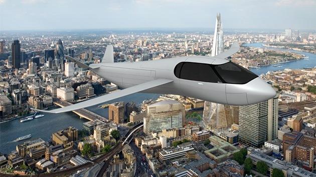 Video: Vehículo 'transformer', helicóptero, avión y automóvil para surcar el mundo