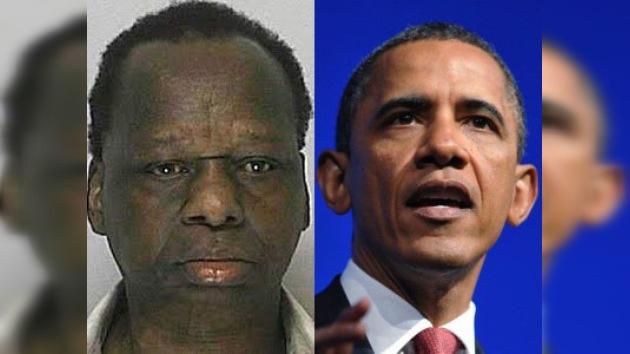 La 'oveja negra' de los Obama: arrestan a un tío del presidente que conducía ebrio