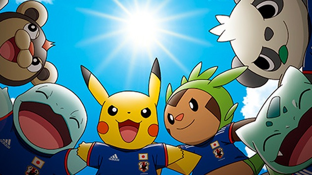 Pikachu será la mascota de Japón en el Mundial de Brasil 2014