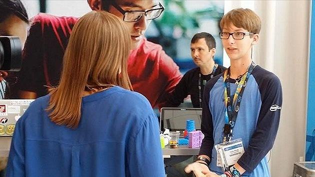 El becario prodigio más joven de Intel sigue sorprendiendo a EE.UU.
