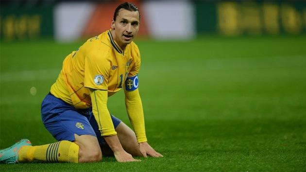 'Pie de Oro' para Zlatan Ibrahimovic