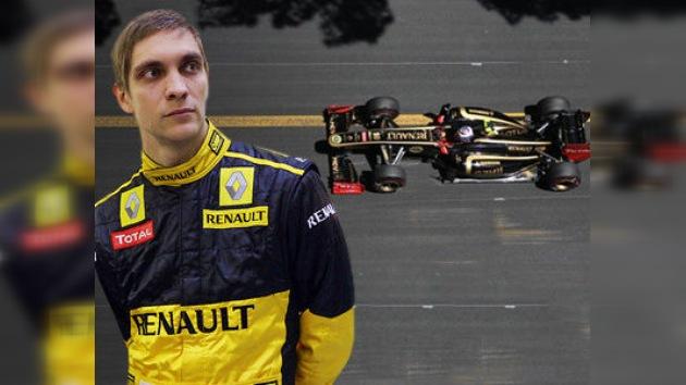 F1: Vitali Petrov  se accidentó y Sebastián Vettel ganó Gran Premio en Monaco