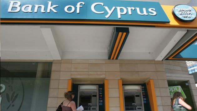 Chipre, otra nación europea a un paso del rescate financiero