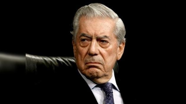 Vargas Llosa critica a la izquierda peruana