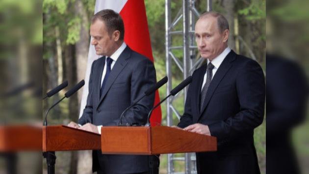 Las negociaciones ruso-polacas en el bosque de Katyn