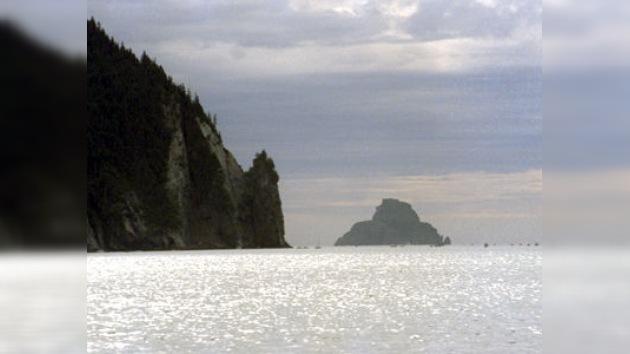 Se registra un fuerte terremoto a 170 kilómetros de las costas de Alaska