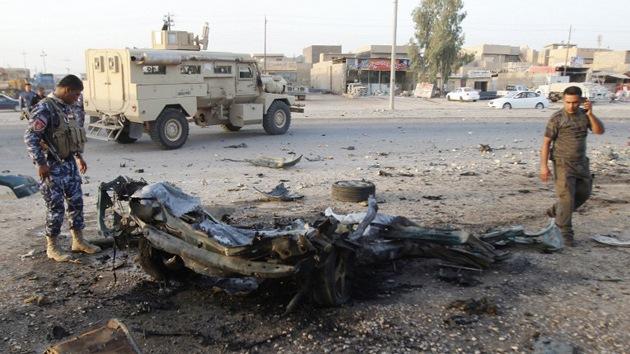 Al menos 16 muertos por una explosión en una mezquita de Bagdad