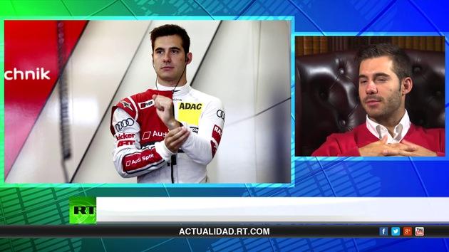 Entrevista con Miguel Molina, piloto español del DTM