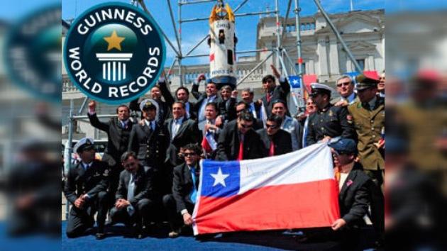 El Guinness entona el 'tierra trágame': dice que los 33 mineros atrapados eran bolivianos