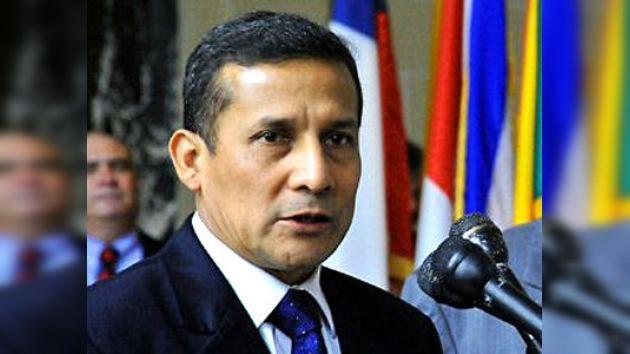 Humala niega que enviara a su hermano a Moscú en calidad de representante especial