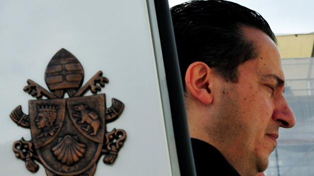 """'VatiLeaks': el sospechoso de filtrar secretos del Vaticano actuó """"por amor al Papa"""""""