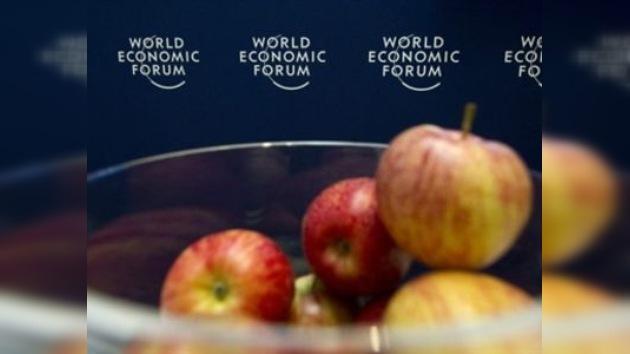 El segundo día del foro en Davos se despliega bajo el signo de Rusia