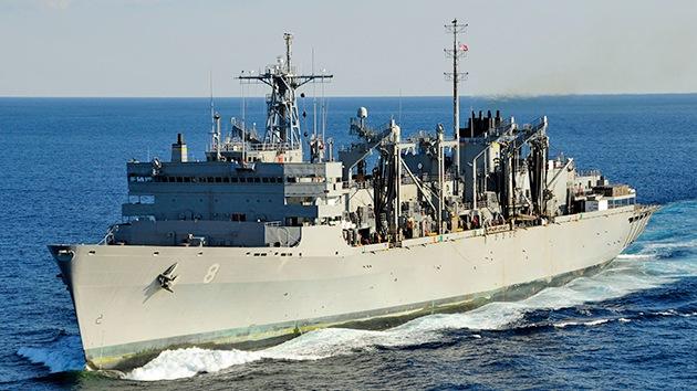 ¿Zozobra la supremacía naval de EE.UU.?