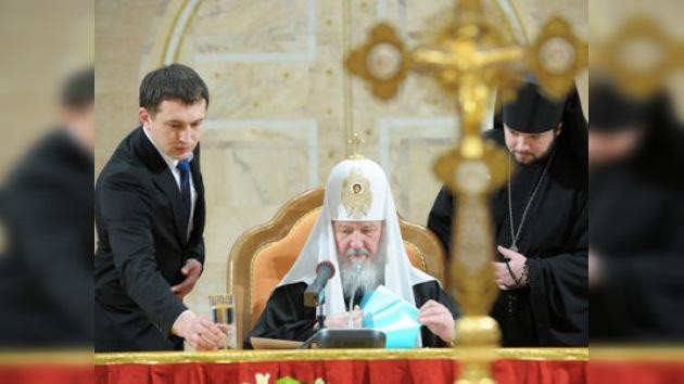 El patriarca Kiril, dispuesto a celebrar misas de difuntos por los suicidas