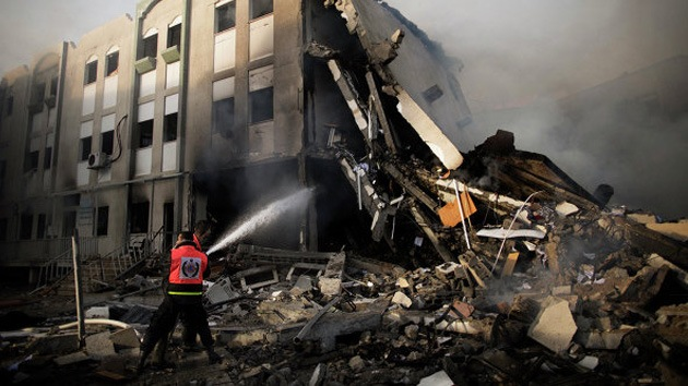 Rusia presentó al Consejo de Seguridad su borrador de resolución sobre la crisis en Gaza