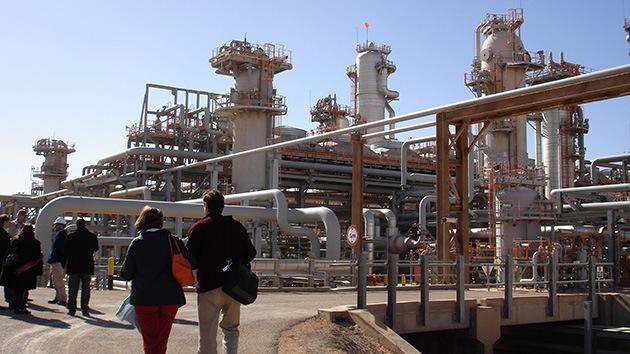 Argelia: Islamistas secuestran a 41 extranjeros en una planta de gas
