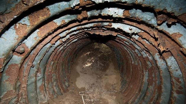 Hallan en Berlín parte de un túnel empleado para el espionaje durante la Guerra Fría