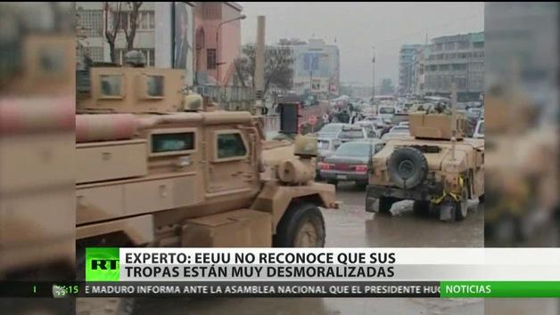 EE.UU. considera la posibilidad de retirar todas las tropas de Afganistán