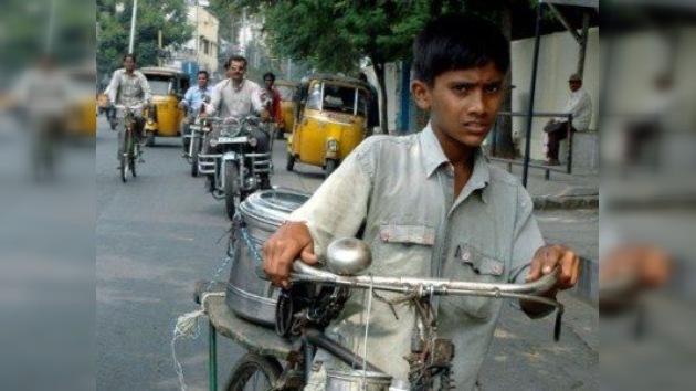 'Se fue en su bici y nunca más volvió': historias típicas de Nueva Delhi