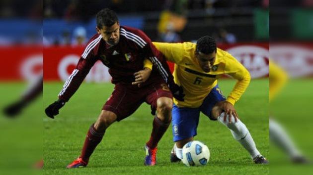 Venezuela da la segunda sorpresa en la Copa América