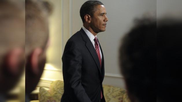 La mitad de los estadounidenses aprueba la gestión de Obama