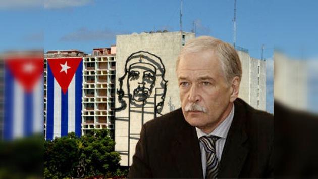 Presidente de la Duma Estatal de Rusia realiza visita oficial a Cuba