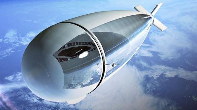 StratoBus, primer híbrido de 'drone' y satélite en la historia de la aviación