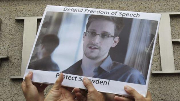 Señalan a embajador de EE.UU. en Austria como fuente de rumores del traslado de Snowden