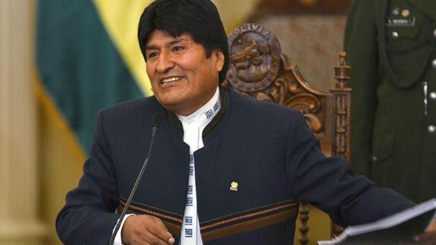 Evo Morales: Si la izquierda diera un golpe en Latinoamérica, la ONU y la OTAN intervendrían de inmediato