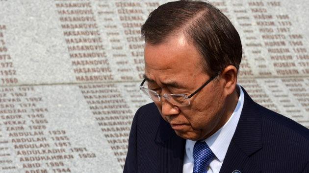 Ban Ki-moon, víctima de unos cómicos canadienses