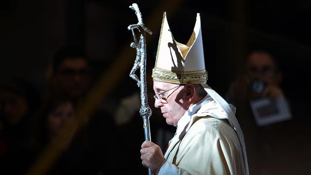 """Papa Francisco: """"Los miembros de la mafia irán al infierno"""", si no cambian su camino"""